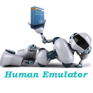 Мой HumanEmulator